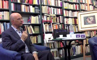 Francesco Oliviero alla Libreria Salvemini di Firenze