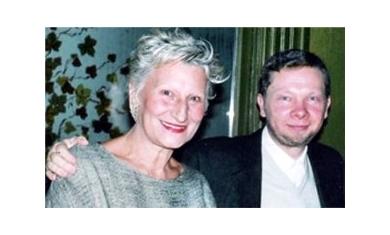 Marina Borruso e l'insegnamento di Eckhart Tolle