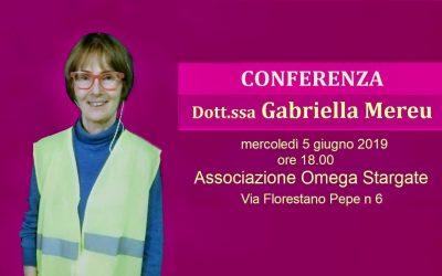 Gabriella Mereu al Centro Omega Stargate!